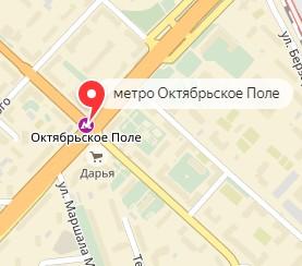 Вызов ветеринара на дом в районе метро Октябрьское поле