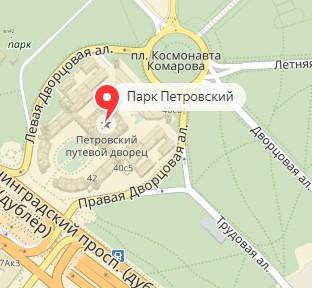 Вызов ветеринара на дом в районе метро Петровский парк