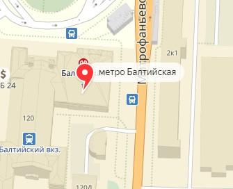 Вызов ветеринара на дом в районе метро Балтийская