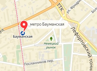 Вызов ветеринара на дом в районе метро Бауманская