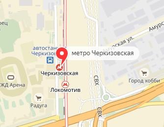 Вызов ветеринара на дом в районе метро Черкизовская