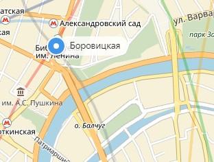 Вызов ветеринара на дом в районе метро Боровицкая