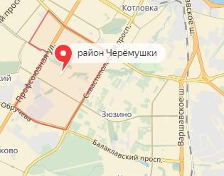 Вызов ветеринара на дом в район Черёмушки