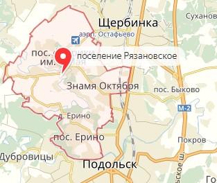 Вызов ветеринара на дом в район Рязановское
