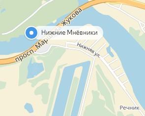 Вызов ветеринара на дом в районе метро Нижние Мневники