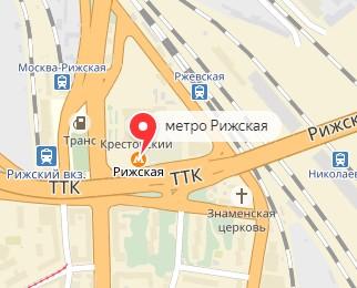 Вызов ветеринара на дом в районе метро Рижская