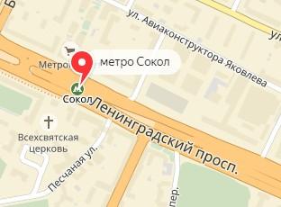 Вызов ветеринара на дом в районе метро Сокол