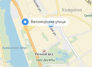 Вызов ветеринара на дом в районе метро Беломорская улица