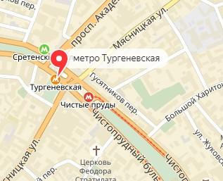 Вызов ветеринара на дом в районе метро Тургеневская