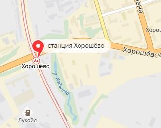 Вызов ветеринара на дом в районе метро Хорошёво