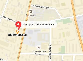 Вызов ветеринара на дом в районе метро Шаболовская