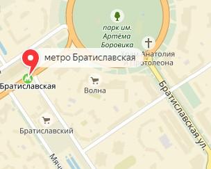 Вызов ветеринара на дом в районе метро Братиславская