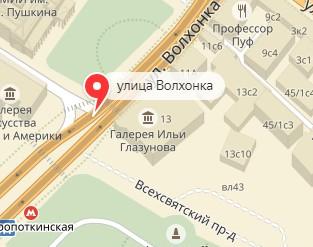 Вызов ветеринара на дом в районе метро Волхонка