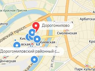 Вызов ветеринара на дом в районе метро Дорогомиловская