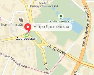 Вызов ветеринара на дом в районе метро Достоевская