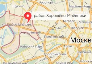 Вызов ветеринара на дом в район Хорошёво-Мнёвники
