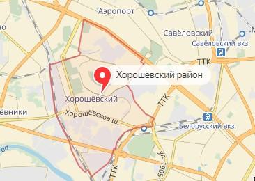 Вызов ветеринара на дом в район Хорошёвский