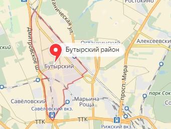 Вызов ветеринара на дом в район Бутырский