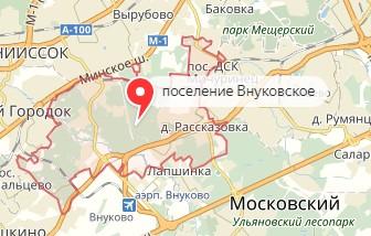 Вызов ветеринара на дом в район Внуковское