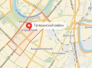 Вызов ветеринара на дом в район Гагаринский