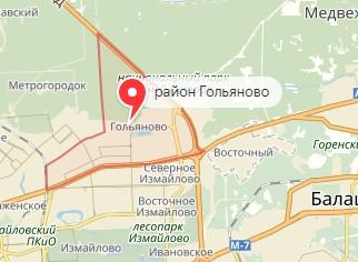 Вызов ветеринара на дом в район Гольяново