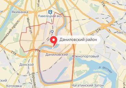 Вызов ветеринара на дом в район Даниловский