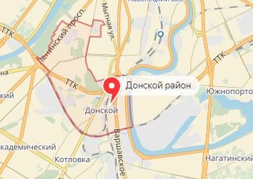 Вызов ветеринара на дом в район Донской