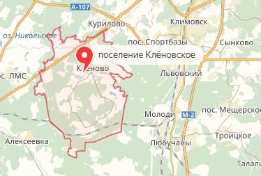 Вызов ветеринара на дом в район Клёновское