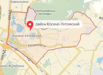 Вызов ветеринара на дом в район Косино-Ухтомский