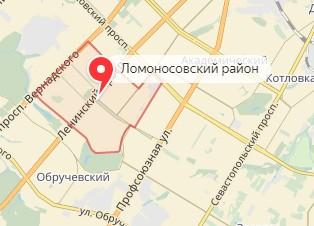 Вызов ветеринара на дом в район Ломоносовский