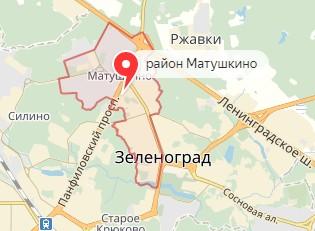 Вызов ветеринара на дом в район Матушкино