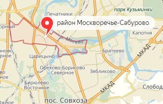 Вызов ветеринара на дом в район Москворечье-Сабурово