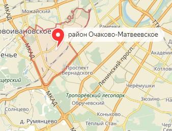 Вызов ветеринара на дом в район Очаково-Матвеевское