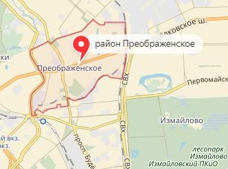 Вызов ветеринара на дом в район Преображенское