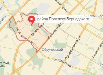 Вызов ветеринара на дом в район Проспект Вернадского