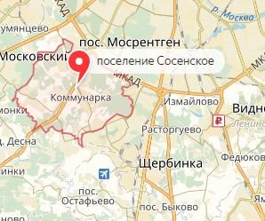 Вызов ветеринара на дом в район Сосенское