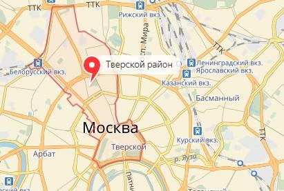 Вызов ветеринара на дом в район Тверской